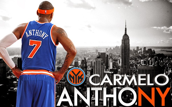 Carmelo Anthony New Wallpaper 2014 02